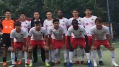 2018廣東聯盟杯廣州賽區的季軍球隊——廣州群狼足球隊