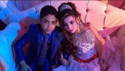 埃及12岁男童娶11岁表妹 家长祝福:他们是真爱