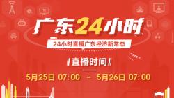 《廣東24小時》,直播經濟新常態