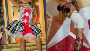 人生赢家!美9岁小女孩自创品牌身家百万
