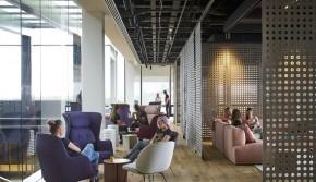 谷歌伦敦新总部:一个沙发就值16万元