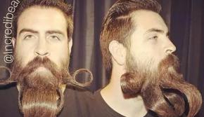 15年不刮胡子是一种怎样的体验?