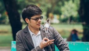 脑洞大开创意无限!微缩婚纱写真风靡泰国!