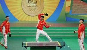 香港特区政府欢迎里约奥运会内地奥运精英代表团访港