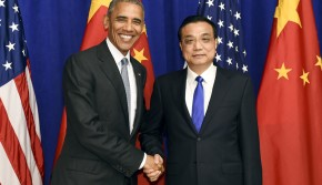 李克强会见美国总统奥巴马,聊了啥?