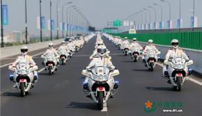 护航G20峰会 国宾护卫队亮相杭州