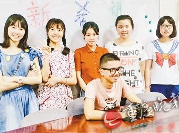 8名高中生自筹自拍微电影 票房收入捐给公益基金