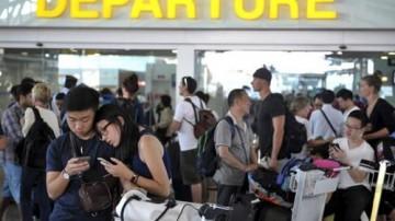 巴厘岛机场重开一天后 受火山影响再次关闭