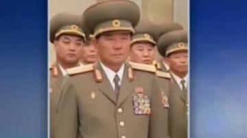 朝鲜任命朴英植为人民武力部长 前任已被处决