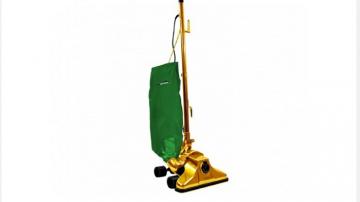 有钱任性:土豪吸尘器镀24K金 售价80万英镑