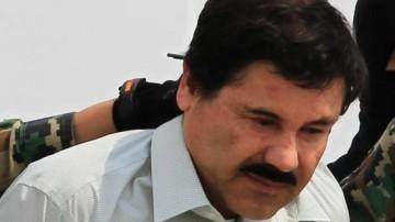 墨西哥头号大毒枭成功越狱 警方地毯式搜查无果