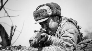 电视剧《三八线》 用镜头致敬志愿军老兵