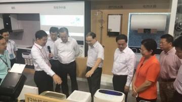 TCL智能健康电器登陆福州展销会,展现创新科技实力