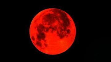 月全食31日震撼登场 我国大部分地区可赏红月亮