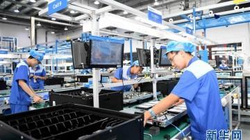 """我们对中国经济的前景是乐观的""""——当前中国改革发展述评之一"""