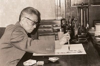 """艺林漫步:书、画、印堪称""""三绝""""的艺术大家"""