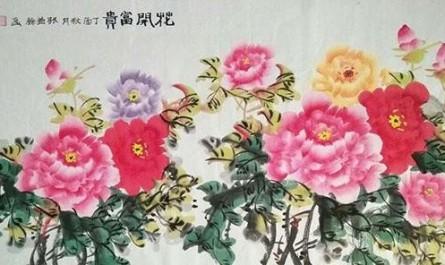 中国著名艺术家张益余作品赏析
