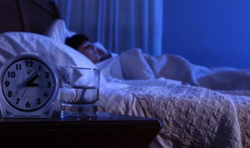 喝水多,所以经常起夜?