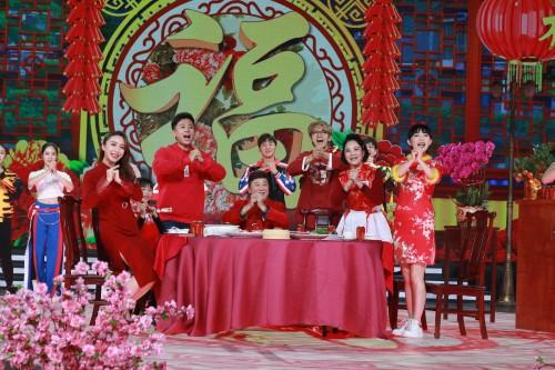 《金鼠迎春乐缤纷》  ——2020珠江频道春节特别节目