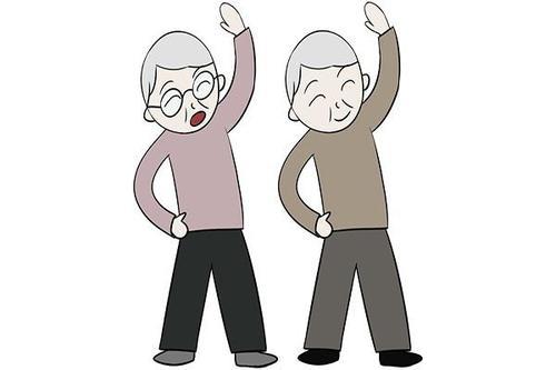 """老年人养生做到这""""四慢"""""""