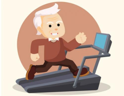 慢动态平衡训练:适合高龄长者在家做的运动,可多重获益
