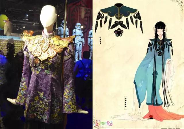 云肩是中国古代女子披在肩上的装饰物防止衣服肩部
