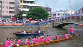 2016年广州龙舟节今日举行