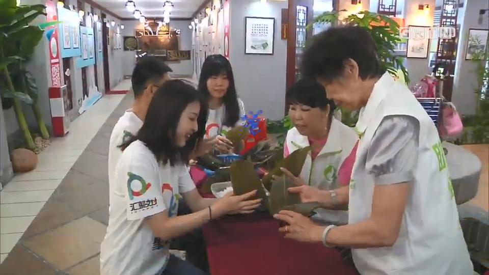 廣州:防詐騙宣傳進社區