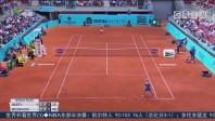WTA马德里赛 莎娃次盘横扫对手 携沃兹进16强